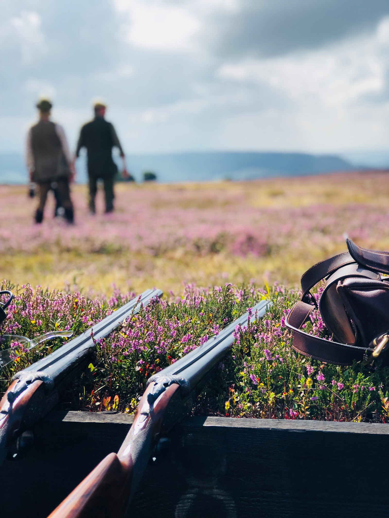 The UK shooting season opens in style