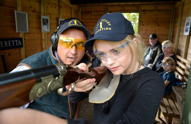 Beginners Shooting Lessons