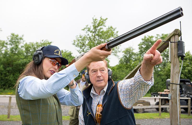 Shooting Lessons Intermediate