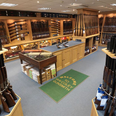 Ian Coley Gun Shop – New Virtual Tour