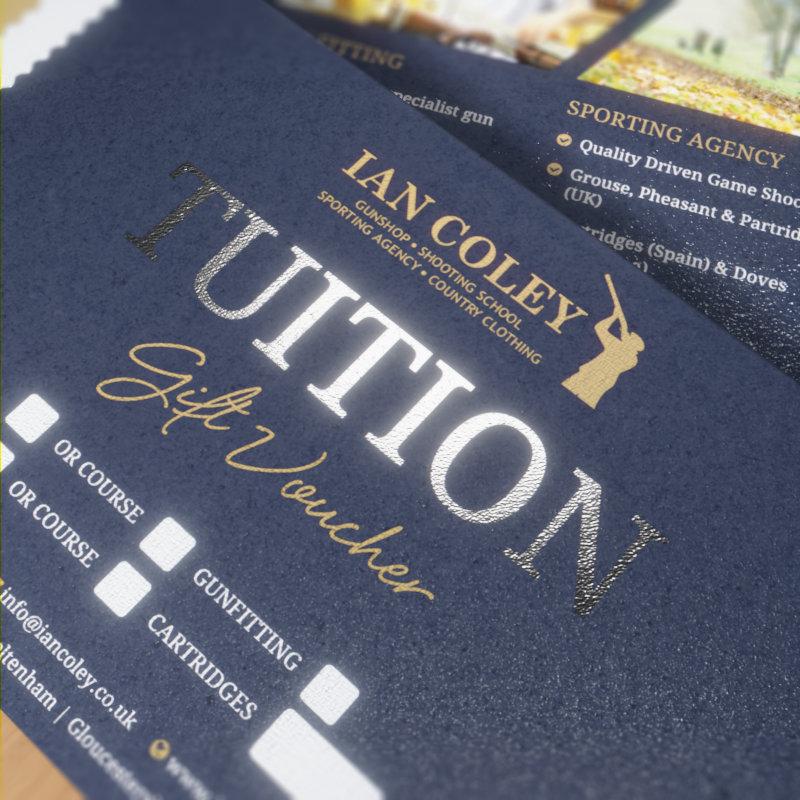 Gift Voucher Tuition