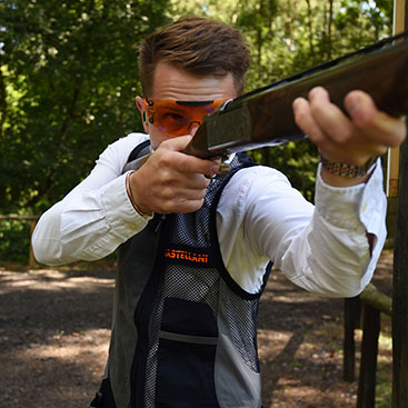 New Sponsored Shooter for Ian Coley Sporting