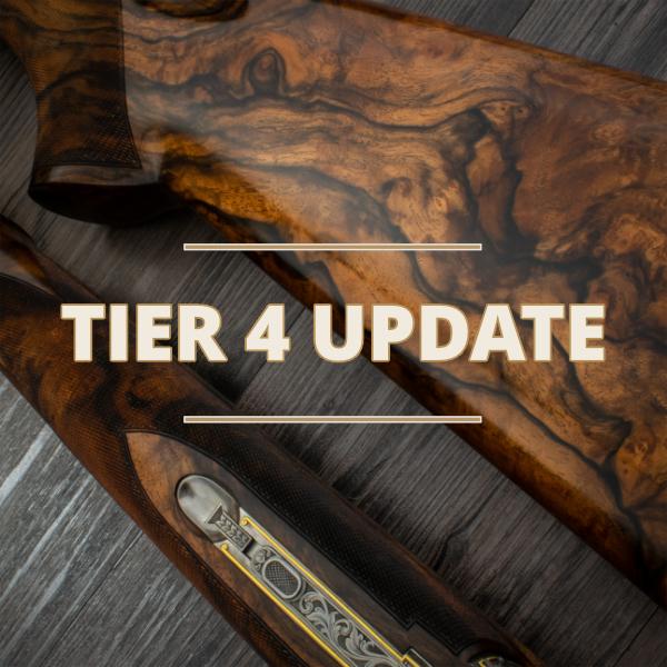 Tier 4 Update