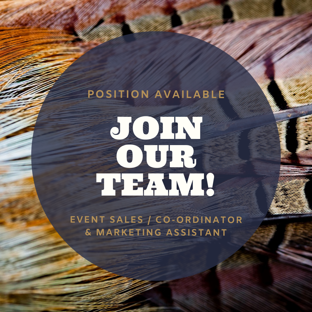 Event Sales/Co-ordinator & Marketing Assistant